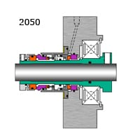 mechanical_seals_2050_series_diagram