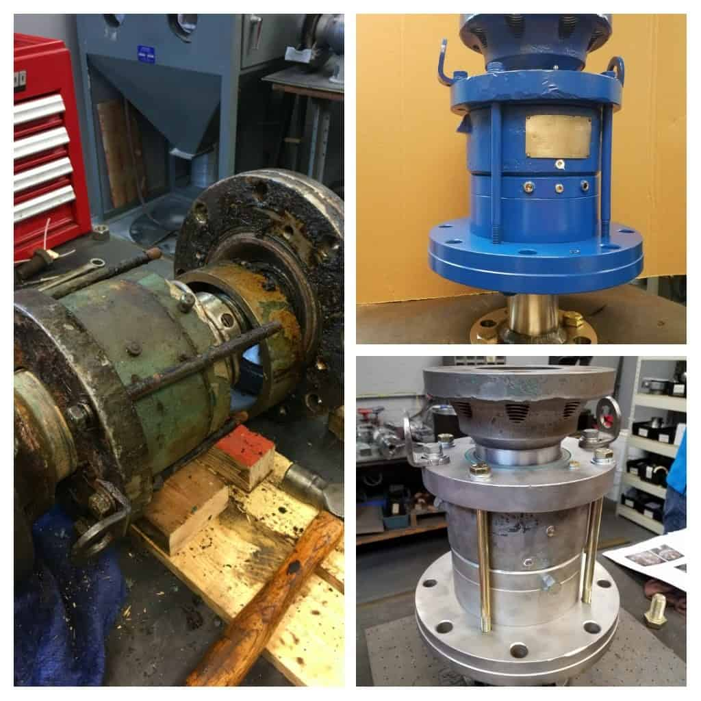 FSI Fluid Sealing International Pittsburgh Mechanical Seal Repair